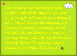 baby shower gift basket poem baby shower thank you wording poems and quotes instagram