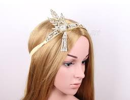 great gatsby hair accessories 2015 the great gatsby hair accessories rhinestone hair belts