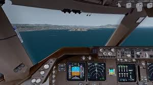 Traffic Map San Francisco by P3d V3 4 With Psxseecontraffic Real Live Traffic Landing At Ksfo