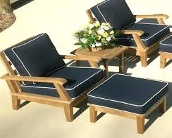 patio furniture with ottomans extraordinary patio chairs with ottomans 5 piece patio furniture