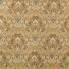 Yellow Home Decor Fabric Gold Chinaisa Paisley Home Decor Fabric Hobby Lobby 1173517