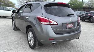 used one owner 2013 nissan murano sv chicago il western ave nissan