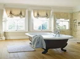 stylish window valances for bathrooms bathroom window treatments