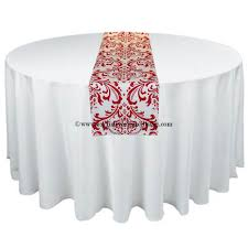 red and white table runner damask table runner 1 customer review and 9 listings
