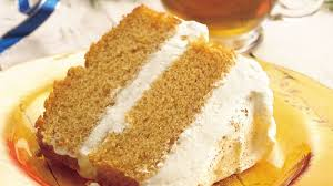 pumpkin angel food cake with ginger cream filling recipe