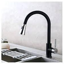 kitchen faucets contemporary black kitchen faucets pull out spray contemporary pull out deck