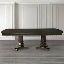 Pedestal Dining Table Simple Double Pedestal Dining Table Loccie Better Homes Gardens