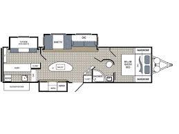 100 kodiak rv floor plans 2018 dutchmen kodiak ultimate 240