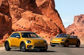 yellow baja bug vwvortex com production volkswagen beetle dune unveiled draws