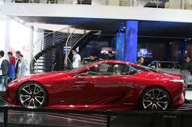 lexus lf lc engine detroit motor show sondauto u0027s blog