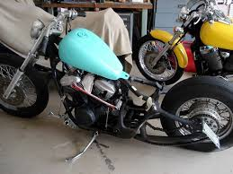 my vlx bobber rat bike process thread honda shadow forums