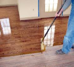 best hardwood floor finish