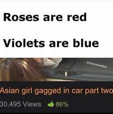 Meme Poem - beautiful poem roses are red violets are blue know your meme