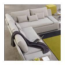 canap d angle habitat kasha divans 3 seat sofa divan mouse grey fabric habitat