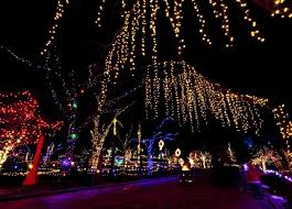 christmas lights that look like snow falling the top 5 places for holiday lights in boise