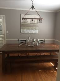 how to build a rustic edison bulb light fixture pegasus lighting diy edison bulb light fixture over a rustic dining room table