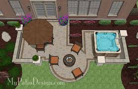 Backyard Patios With Fire Pits by Affordable Patio Addition Patio Designs U0026 Ideas Small