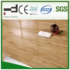 china 8mm beech 3 strips small embossed water proof laminate