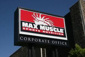 Outdoor Light Box Signs Max Signage Orange Ca