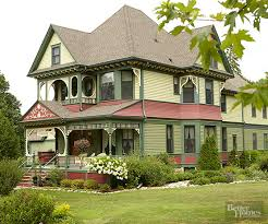 exterior color combinations done right painted ladies paint