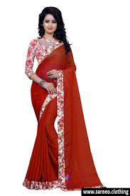 blouse for designer jacquard color saree with blouse