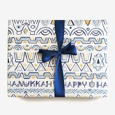 hanukkah wrapping paper gift guide the best gift wrap the neo trad