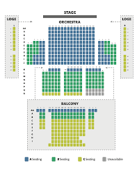 cape playhouse seating chart