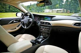 infiniti interior how the 2017 infiniti qx30 makes practicality exciting carblog