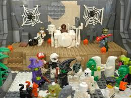 lego halloween monster mash ball moc youtube