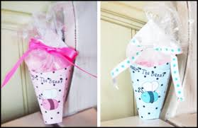 baby shower gift bag ideas diy baby shower ideas candy cone bumblebee diy baby shower ideas