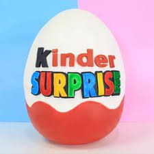 35 kinder surprise toys no chocolate last years in shells