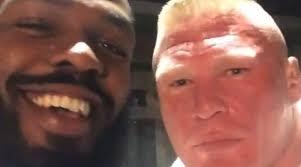 Brock Lesnar Meme - brock lesnar says fight with jon jones can happen anytime anywhere