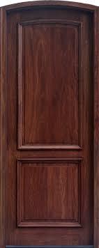 Exterior Door Varnish Arched Top Exterior Doors