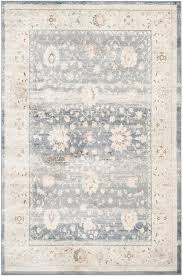 Cream And Grey Area Rug by Vintage Area Rug Roselawnlutheran