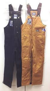 insulated jumpsuit key insulated bib overalls coverall black brown m 4xl