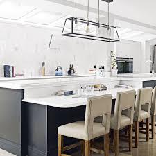 kitchen design interesting awesome white with dark grey island