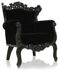 Mohair Upholstery Black Mohair Velvet Upholstery On A Regal Chair Kothea
