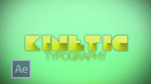 tutorial kinetic typography after effects kinetic typography after effects tutorial youtube