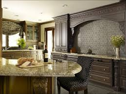 Ideas For Kitchen Backsplash With Granite Countertops by Kitchen Glass Subway Tile Backsplash Backsplash Ideas For Black