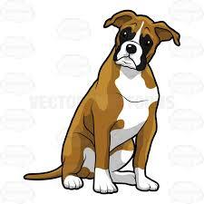 boxer dog umbrella boxer cartoon dog google search xmas sled ideas pinterest
