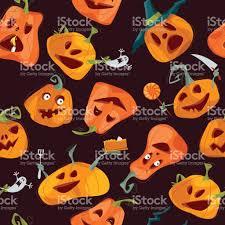 background pattern halloween halloween pumpkins happy halloween seamless background pattern