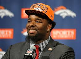 silvester williams denver broncos rookie sylvester williams took the to