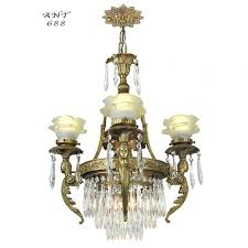 Antique Crystal Chandelier Ori 5347 966113247 1151505 Ant 688 A Antique Crystal French