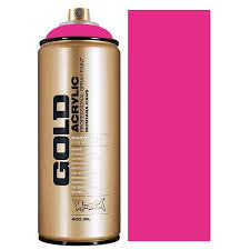 montana gold spray color gleaming pink donna downey studios inc