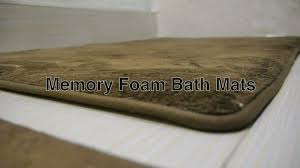 Memory Foam Rugs For Bathroom Memory Foam Bath Mat Bathroom Rugs In Large Contemporary Modern