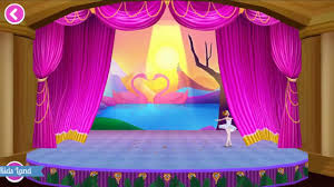 Interior Design Games For Kids Ballerina Cartoon For Children Cartoon For Kids Kids Games