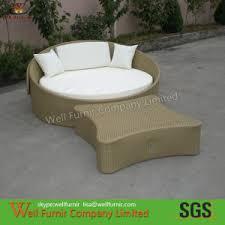 wicker outdoor daybed rattan wicker furniture