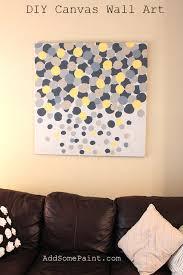 decorative artwork for homes 36 cool diy canvas painting ideas ft artwork home design 8 mamak