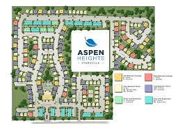 mississippi state off campus housing floorplans aspen heights