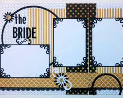 Wedding Scrapbook Page Couples Scrapbook Page Boyfriend Scrapbook Valentines Day
